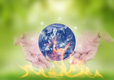 Environnement du monde Photos libres de droits