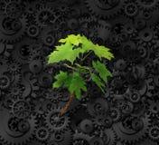 Environnement et affaires Photographie stock