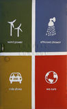 Environnementalisme Photo libre de droits