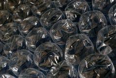Envoltório de bolha abstrato Fotos de Stock