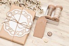 Envoltorio para regalos Imagen de archivo
