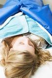 Envoltório cheio do corpo Foto de Stock
