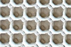 Envoltura de los huevos Foto de archivo libre de regalías