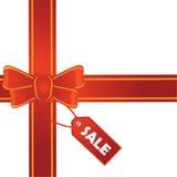 Envolvimento da venda Imagem de Stock Royalty Free