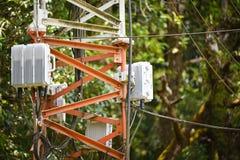 Envoyez une radio de signal Photos libres de droits