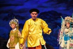 "Envoys- Beijing Opera"" Women Generals of Yang Family"" Royalty Free Stock Image"