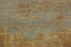 Enyesado de la pared de ladrillo Fotografía de archivo libre de regalías