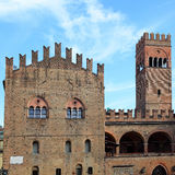 Enzo palace in Bologna Royalty Free Stock Image