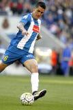 Enzo Roco des RCD Espanyol Lizenzfreie Stockbilder