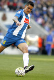 Enzo Roco of RCD Espanyol Royalty Free Stock Images