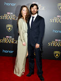 Eoin Macken and Charlotte Atkinson Royalty Free Stock Photography