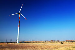 Eolian energy Stock Photography