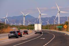Eolian energy IV Stock Images