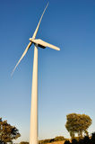 Eolian generator Stock Photo