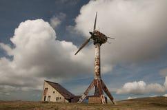 Eolian Turbine lizenzfreie stockbilder