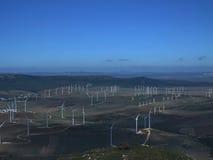 eolic ландшафт Стоковые Фотографии RF