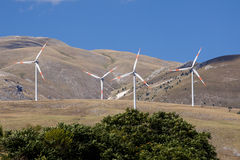 Eolic Energie Lizenzfreie Stockfotografie