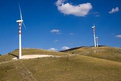 Eolic Energy Stock Image