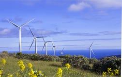 Eolic Generators Stock Photos