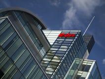 Eon Power Company Headquarters Nottingham Stock Photos