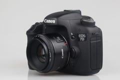 EOS 7D di Canon Immagine Stock