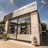 EP: ElektroTorlo Στοκ Εικόνες