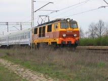 ep09 lokomotywa Zdjęcie Stock