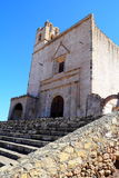 Epazoyucan klasztor II Fotografia Royalty Free