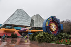 Epcot -华特・迪士尼世界- Orlando/FL 免版税库存图片