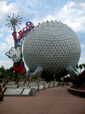 Epcot Center Stock Photo