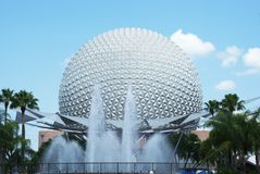 Epcot Center Royalty Free Stock Image