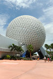 Epcot Center During Day Royalty Free Stock Images