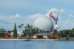 Epcot Center, Orlando Florida Stock Photo