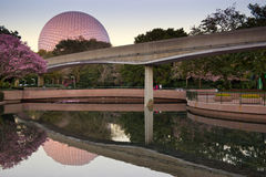 Epcot Center Stock Image