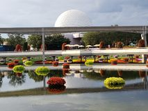 Epcot royalty free stock image