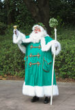 Epcot England; Vater Christmas Stockfotos