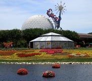 Epcot Flower and Garden Festival Stock Photos