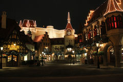 Epcot: Germany Stock Image