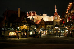 Epcot: Germany Royalty Free Stock Photography