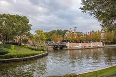 Epcot przy Walt Disney światem fotografia royalty free