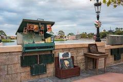 Epcot przy Walt Disney światem zdjęcia royalty free