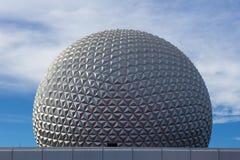 Epcot - Raumschiff-Erde Lizenzfreies Stockbild