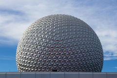 Epcot - Spaceship Earth Royalty Free Stock Image