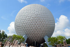 Epcot - Spaceship Earth Stock Image
