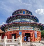 Epcot Theme Park, Chinese Pavilion in Orlando Florida Royalty Free Stock Image