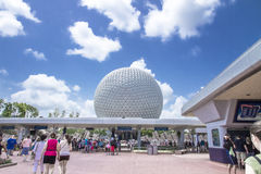 Epcot Theme Park Stock Photography