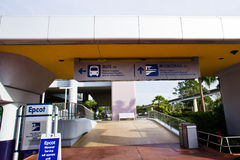 Epcot Transport Stock Photos