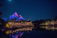Epcot a Walt Disney World immagine stock libera da diritti