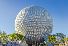Epcot Walt Disney World Arkivfoto