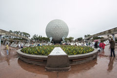 Epcot - Walt Disney World - Orlando/FL Royalty Free Stock Photo